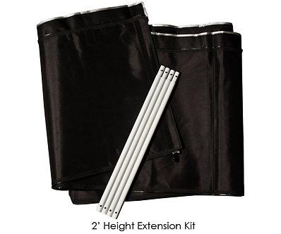 Gorilla Grow Tent 8'x16'  2 Ext kit only