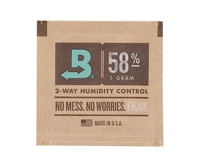 Boveda 58% RH (1g) Bulk (1500 packets/case)
