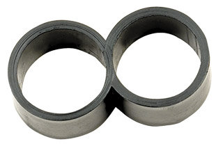 """1/2x5/8"""" Hose End Clamps, pack of 5"""