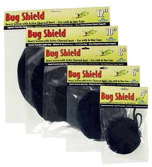 Bug Shield, 8 Inch