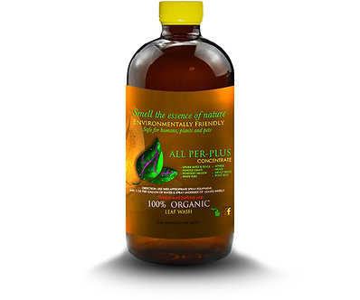 All Per-Plus Concentrate, 4 oz. (makes 4-8 gallons)