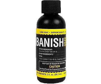 Banish, 2 oz