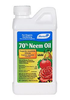 70% Neem Oil, Pt