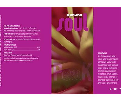 Soul Peak 15 Gal
