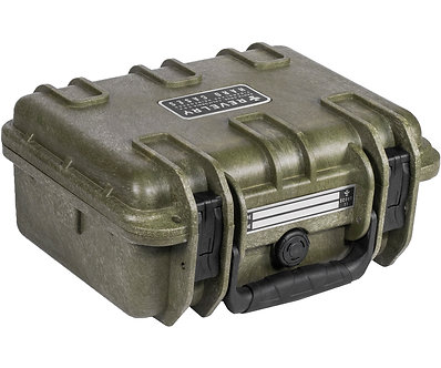 The Scout 11 - Green, Hard Case