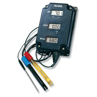 Continuous pH/TDS/temp Monitor
