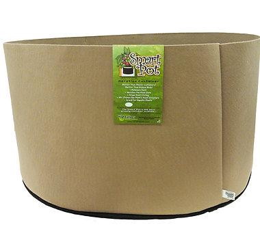 "100 Gal Smart Pot TAN 50""x12"" Squat Size"
