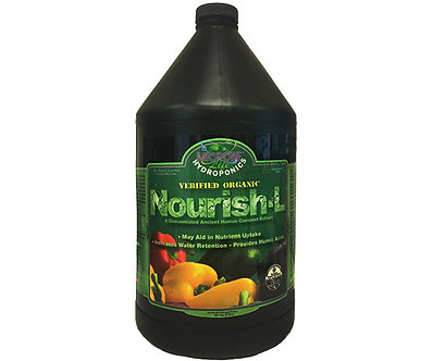 Nourish-L Gal (Liquid Certified Organic)