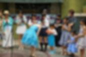 アナと雪の女王 イベント Mujifa ラチッタデッラ中央噴水広場 ムジファ