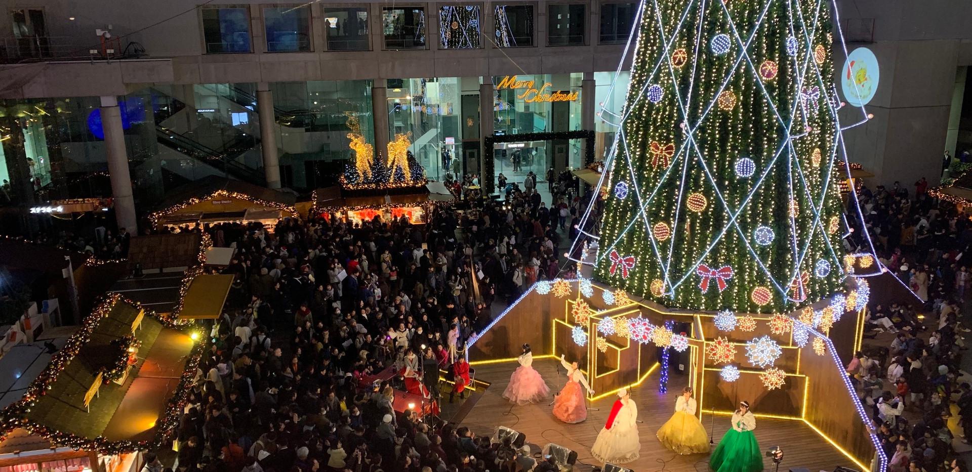 ドイツクリスマスマーケット大阪2019