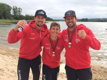 Team Austria Stefan Wimmer, Peter Reitba