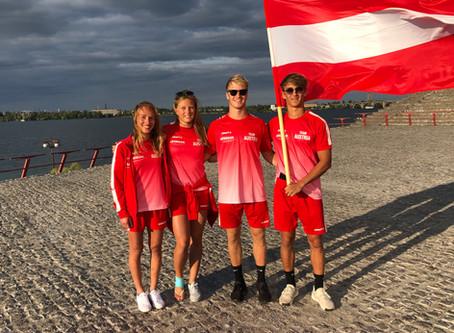 U21 Wasserski Europameisterschaft in der Ukraine
