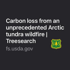 Climate Change and an Overly Dynamic Earth - Wildfires