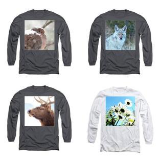 Long Sleeve T-shirts, Fine Art America