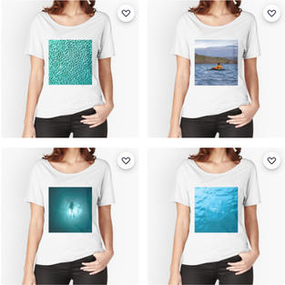 Relaxed Fit T-shirts, Redbubble