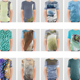 All Over Graphic Tees, Society 6