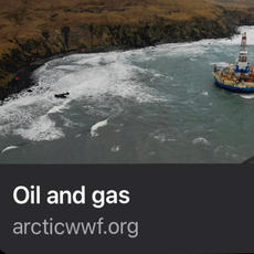 Recreational Overuse and Industrial Overdevelopment – Oil and Gas Development