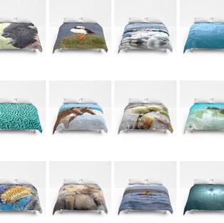 Comforters, Society 6