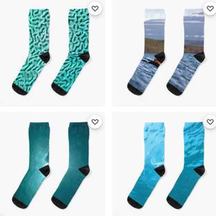 Socks, Redbubble