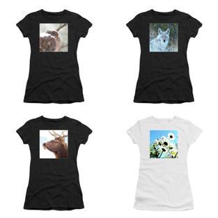 Womens T-shirts, Fine Art America