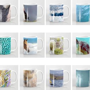 Coffee Mugs, Society 6