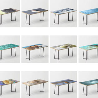 Coffee Tables, Society 6