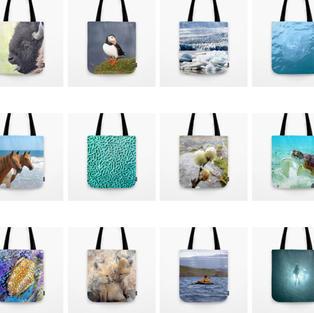 Tote Bags, Society 6