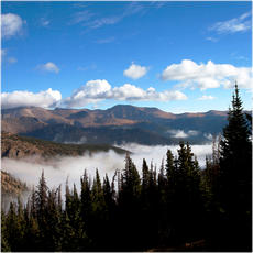 Landscape, Colorado, Rocky Mountain National Park collection