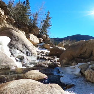 Rocky Mountain National Park 360 Videos