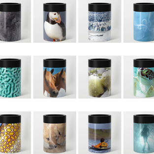 Can Coolers, Society 6