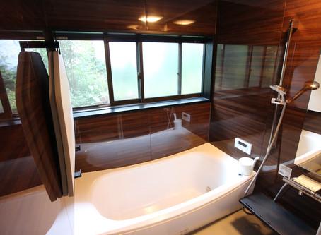 浴室リフォーム|五右衛門風呂からUBへ | 広島県府中市