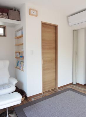 増築(洋室とトイレ)工事   福山市