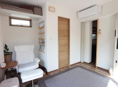 増築(洋室とトイレ)工事 | 福山市
