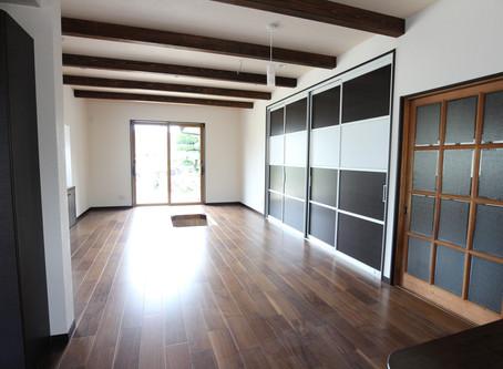 広島県福山市 |1階LDK・洗面室&2階フルリノベーション改修工事 | 掘りごたつ