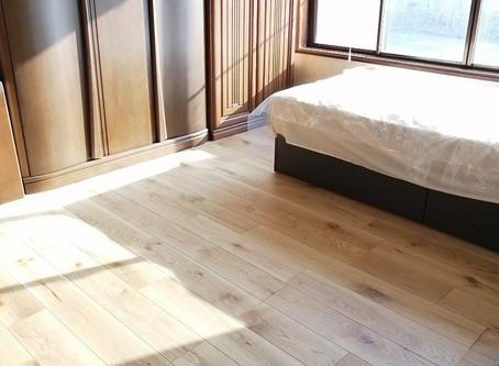 洋室・階段・洗面リフォーム|経年劣化で古くなったところを心機一転 | 広島県府中市