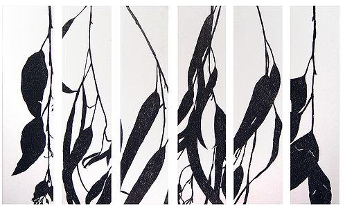 Eucalyptus (poliptico) de Jan Hendrix