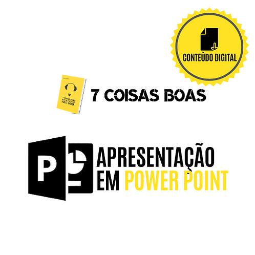 Apresentação 7 CB - PowerPoint