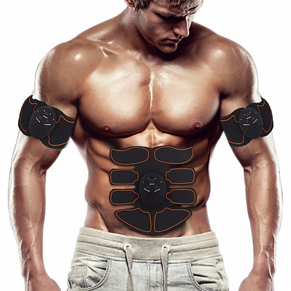Electric Muscle Stimulator Fitness Body Massager