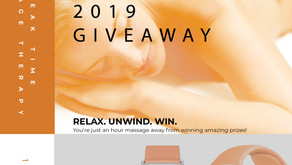 END OF YEAR 2019 GIVEAWAY