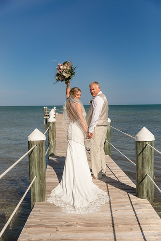 Wedding Tavenier Florida Keys