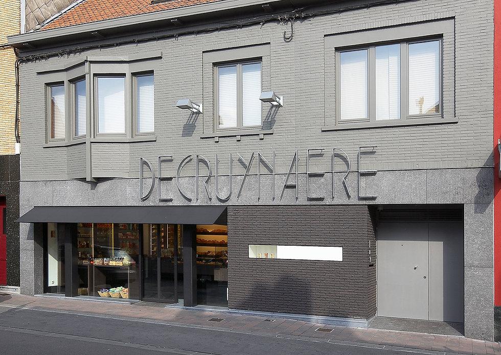 boulangerie pâtisserie Decruynaere à Mouscron