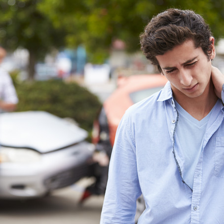 How to Treat Muscle Pain After An Auto Accident