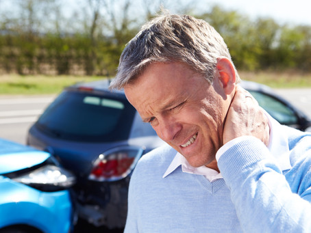 5 Delayed Injury Symptoms After a Car Crash
