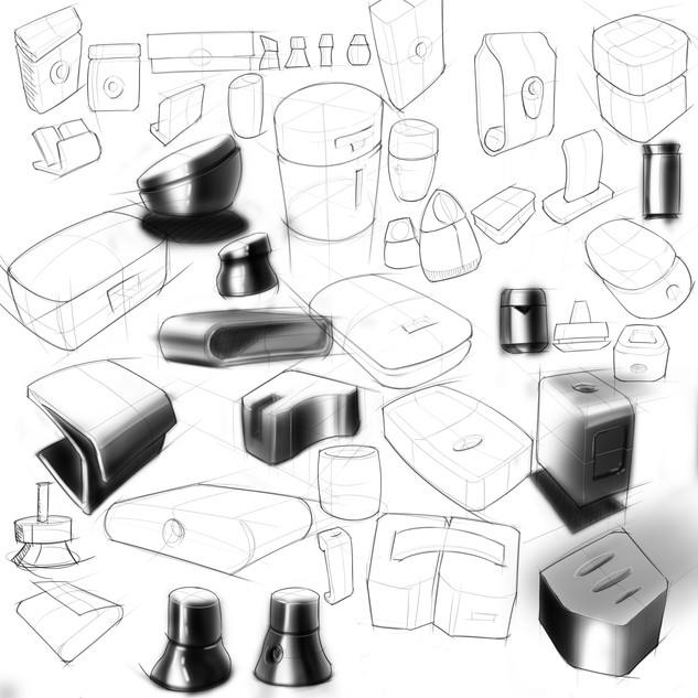 Thumnail Sketches