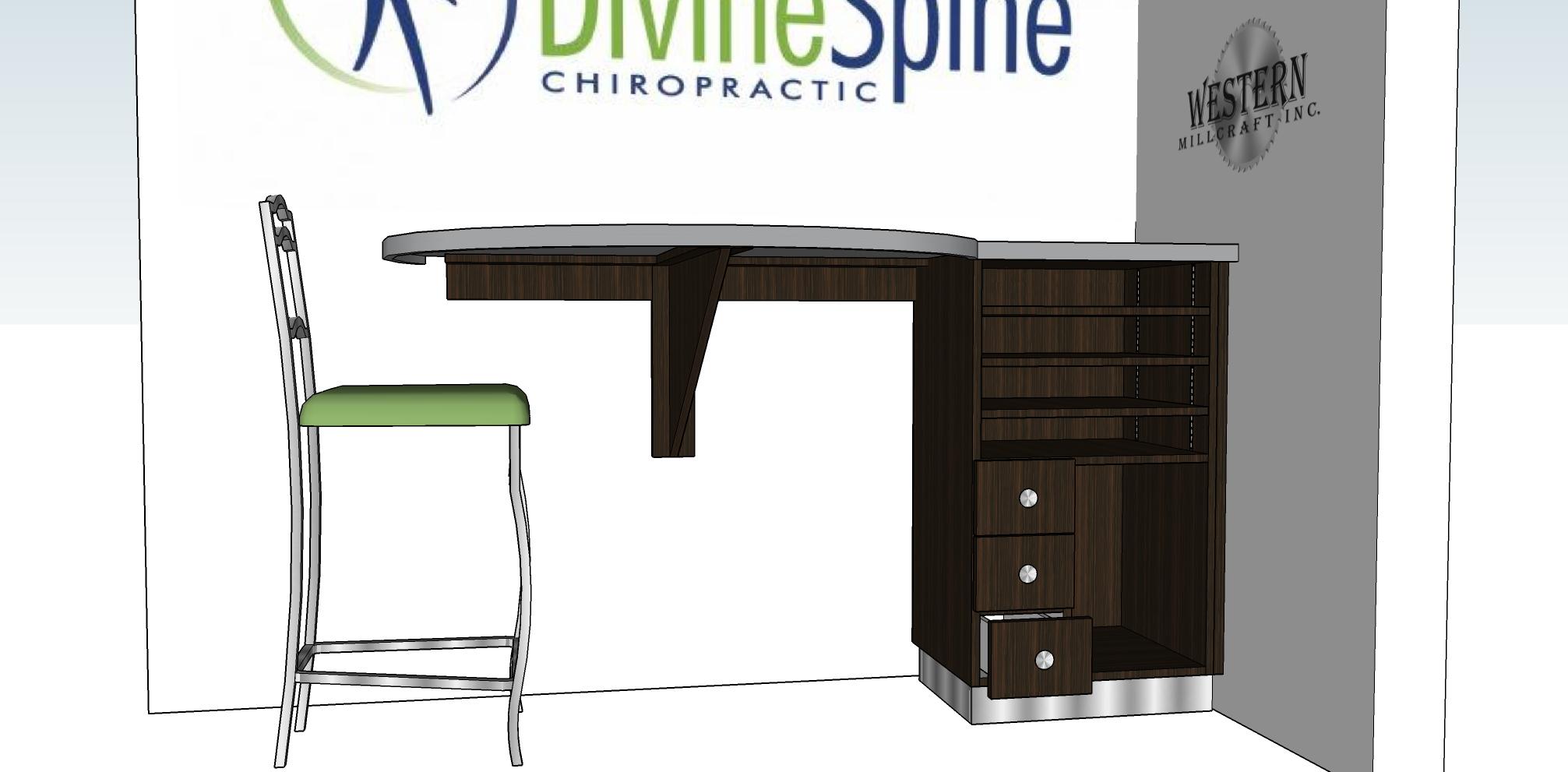 #17-840 Divine Spine Consult Room
