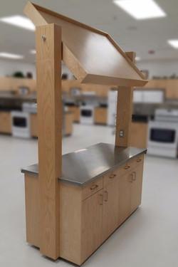 WCHS Demonstration Desk