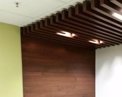 AE Wood Slats - Cafe Seating 538