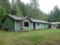 cabin, house