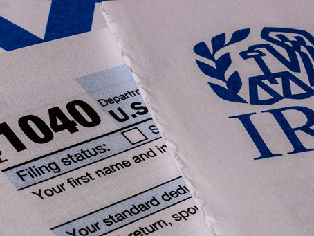 IRS Annual Dirty Dozen Top Tax Scams For 2020