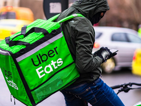 Customers Get Bad Delivery Order As Uber Eats Data